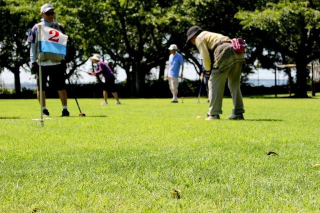 シニア ゴルフ